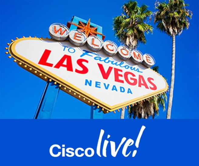 CiscoLiveVegas