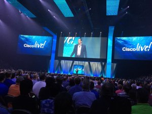 CiscoLiveOpeningKeynote